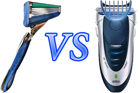 Electric Shavers vs Razor Blade