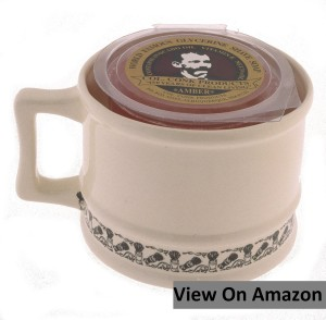 Colonel Conk Model 129 Super Shave Mug with Soap