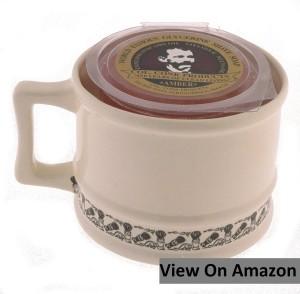 Colonel Conk Model 129 Super Shave Mug with Soap