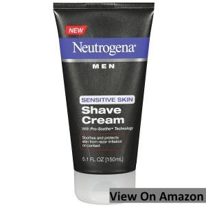Neutrogena Men Sensitive Skin Shave Cream review