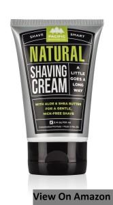 Pacific Shaving Company Natural Shaving Cream review