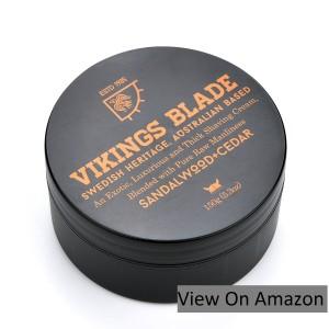 VIKINGS BLADE Luxury Shaving Cream review