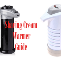 Shaving Cream Warmer