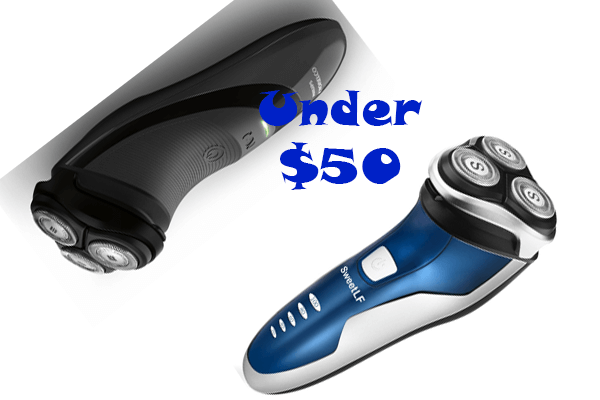 Best Electric Shavers Under $50